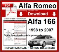 alfa romeo gt service manual download