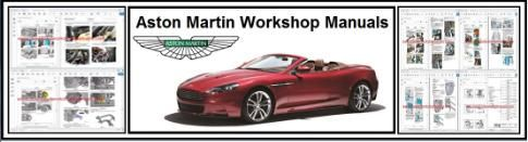 Aston Martin workshop service repair manuals