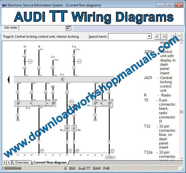 Audi Tt Wiring Diagrams - 1995 Club Car Ds 48v Wiring Diagram -  bathroom-vents.yenpancane.jeanjaures37.fr | Audi Tt Wiring Diagram Pdf |  | Wiring Diagram Resource