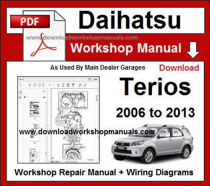 Daihatsu Wiring Diagram Download - Wiring Diagrams on
