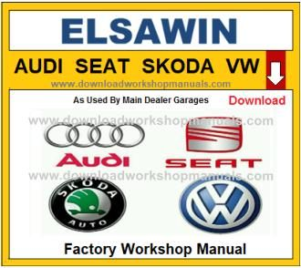 Elsawin service repair workshop manual download
