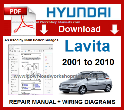 Hyundai Lavita Service Repair Manual