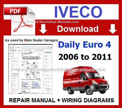 Incredible Iveco Daily Diagram Repair Manuals Wiring Diagrams Basic Wiring Digital Resources Remcakbiperorg