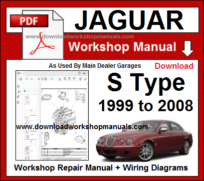 jaguar s type workshop manual download Jaguar Xk150 Wiring Diagram