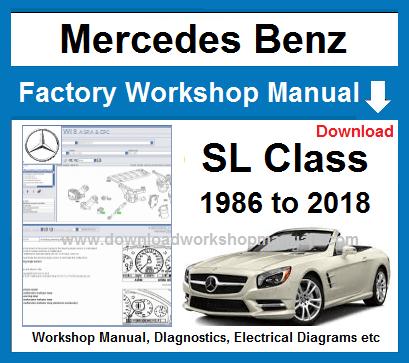 Mercedes Sl Class Work Service