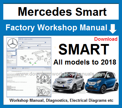 2013 smart fortwo service manual