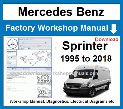 Mercedes Sprinter Workshop Repair Manual