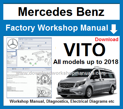 Wondrous Mercedes Vito Repair Manual Wiring 101 Louspimsautoservicenl