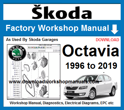 Skoda Octavia Workshop Manual Download