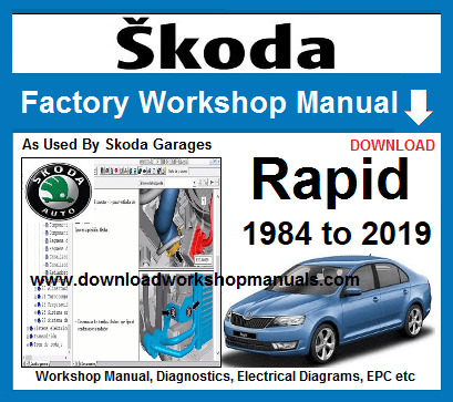 Skoda Rapid Workshop Repair Manual