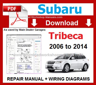 Wiring Schematic 2009 Subaru Tribeca. . Wiring Diagram on