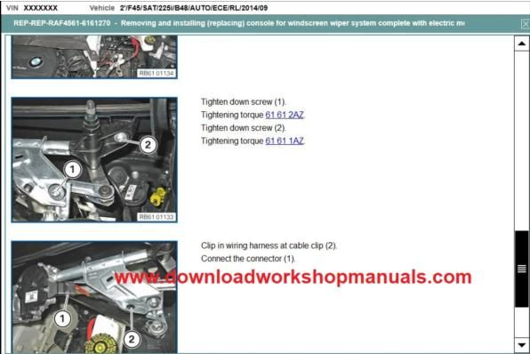 bmw 2 series repair manual