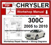 2008 chrysler sebring repair manual download