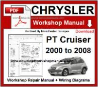 pt cruiser repair manual pdf