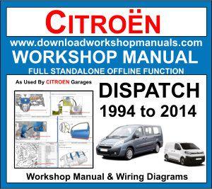 citroen dispatch workshop manual download