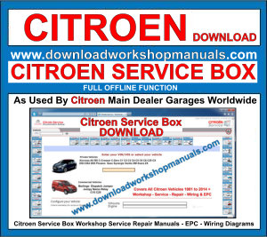 Citroen Service Box Download