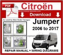 citroen jumper workshop manual pdf