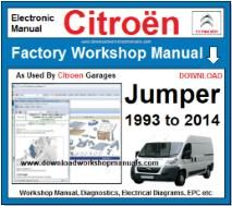 Citroen Jumper Workshop Manual Download
