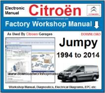 Citroen Jumpy Workshop Manual Download