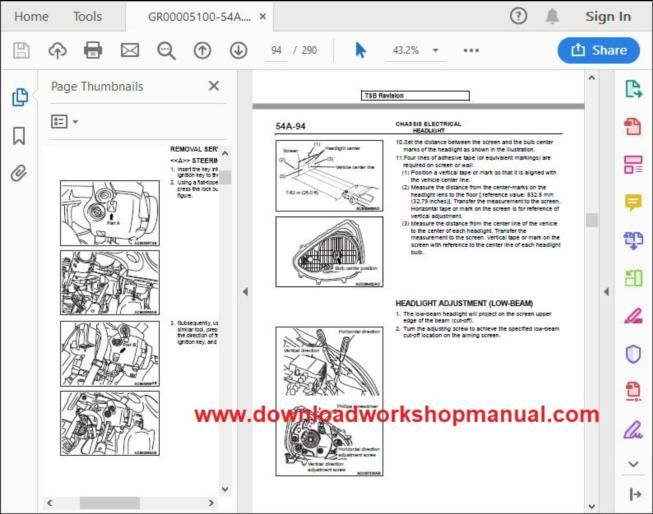 Dodge Attitude service manual Download