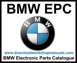 BMW EPC electronic parts catalogue download