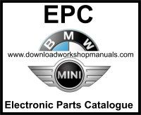 BMW MINI EPC Electronic Parts Catalogue Catalog