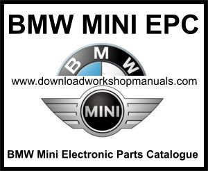 BMW Mini EPC electronic parts catalogue