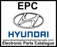 HYUNDAI EPC Electronic Parts Catalogue Catalog