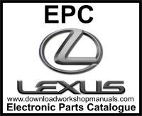 LEXUS EPC Electronic Parts Catalogue Catalog