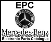 MERCEDES EPC Electronic Parts Catalogue Catalog