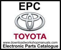 TOYOTA EPC Electronic Parts Catalogue Catalog