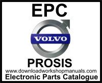 VOLVO EPC Electronic Parts Catalogue Catalog