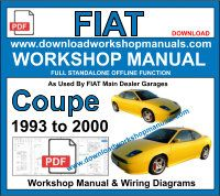 Fiat Workshop Manuals