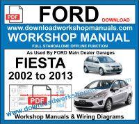 Ford fusion 2013 2014 repair manual autoservicerepair.