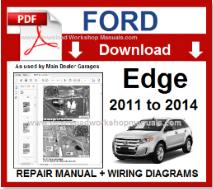 ford escape 2016 service manual pdf