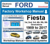 2006 ford focus service manual download