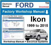 ford ranger service manual free download