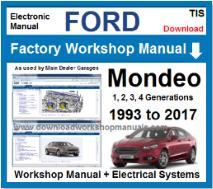 ford mondeo mk2 service manual