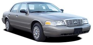 Ford crown victoria workshop service repair manual