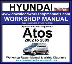 Hyundai Atos Workshop Repair Manual | Hyundai Atos Wiring Diagram |  | Workshop Manuals