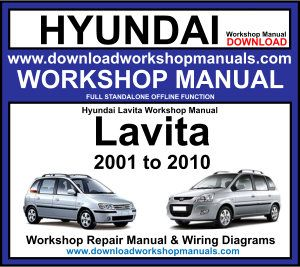 Hyundai Lavita Workshop Service Repair Manual