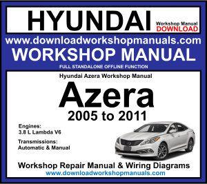 Hyundai Azera Workshop Repair Manual | 2008 Azera Engine Diagram |  | Download Workshop Manuals .com