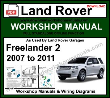 Freelander 2 Wiring Diagram - Wiring Diagrams List