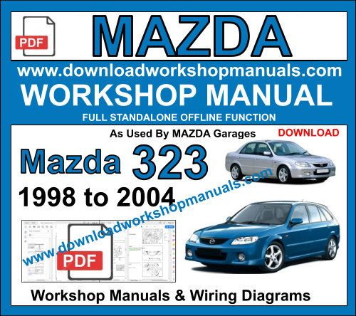 Mazda 323 Workshop Repair Manual