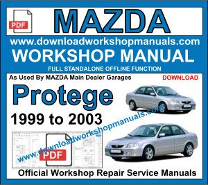 Mazda Protege Workshop Repair Manual Download