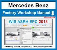 Mercedes wis asra download