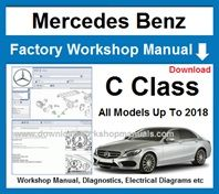 Mercedes Workshop Repair Manuals