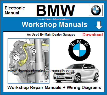 BMW Workshop Repair Manuals Download