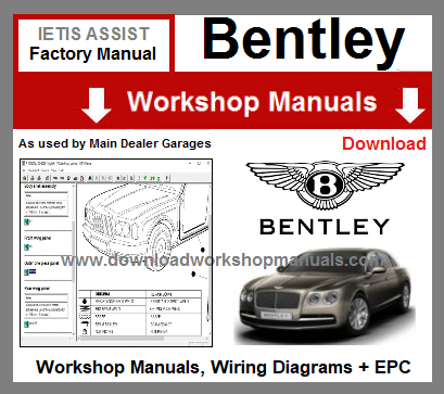 Bentley Workshop Repair Manuals Download