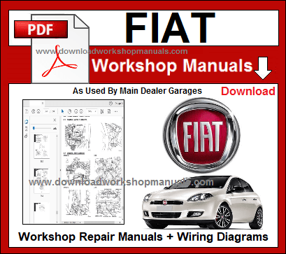 Fiat Workshop Repair Manuals Download
